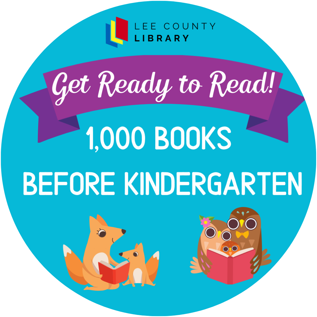 1000 Books before kindergarten 2
